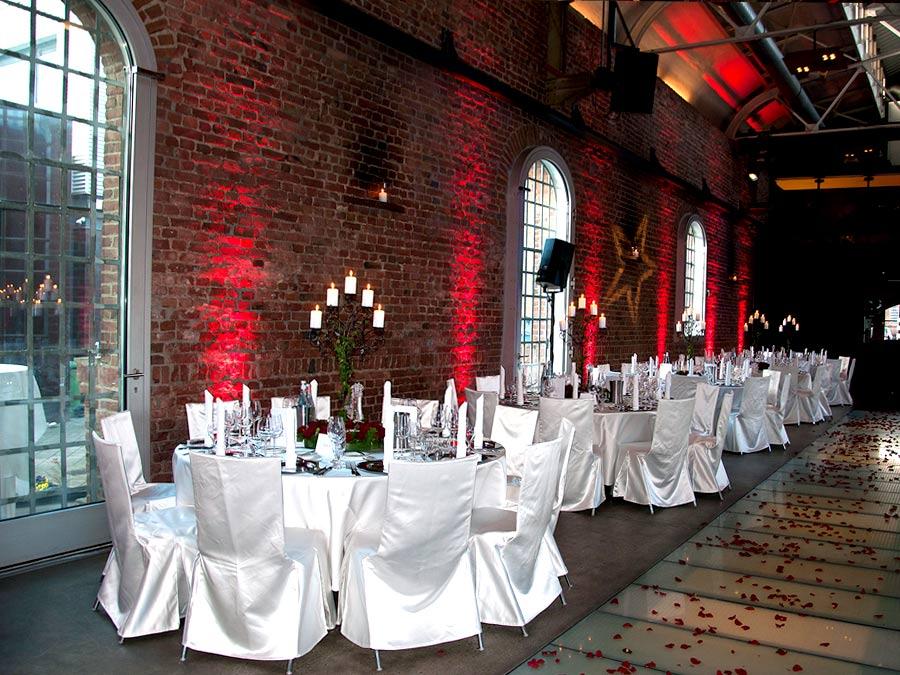Die Location Fur Hochzeiten Und Feiern Der Lokschuppen